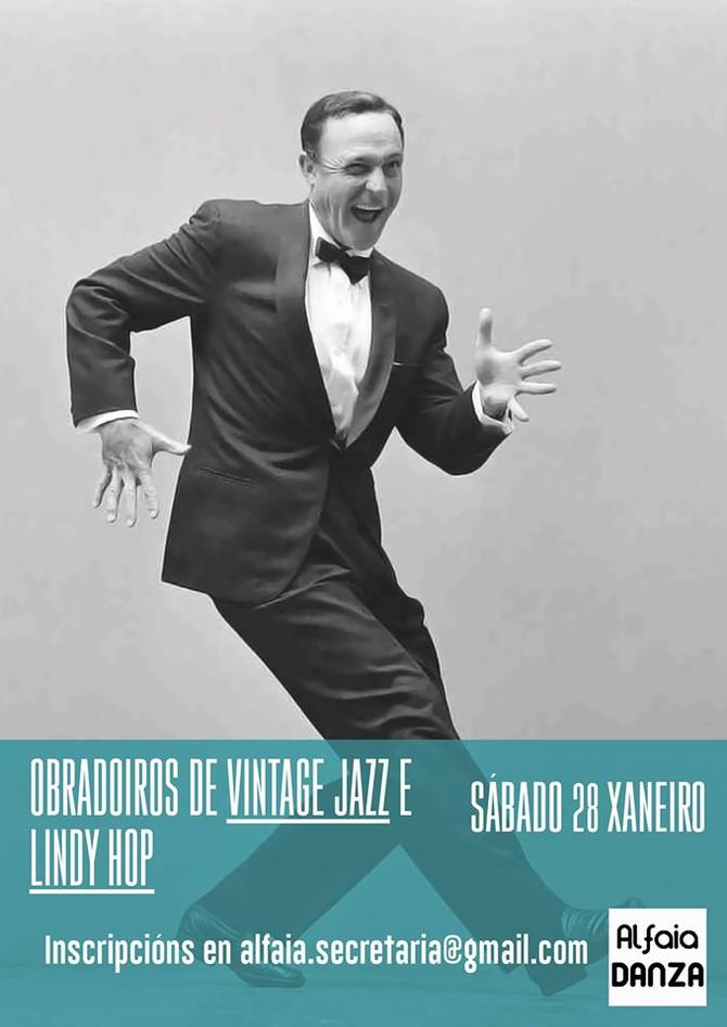 Talleres de Vintage Jazz y Lindy Hop