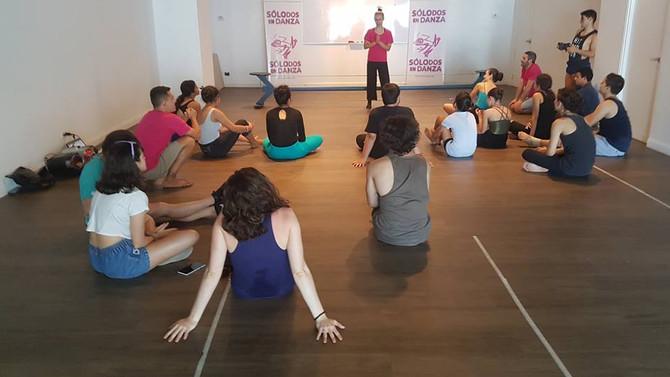 En Costa Rica, Sólodos en Danza