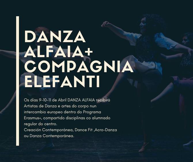 DANZA ALFAIA + COMPAGNIA ELEFANTI
