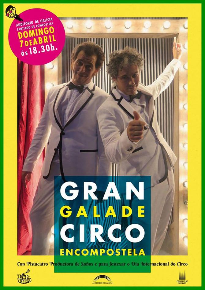 Gran Gala de Circo-Pistacatro