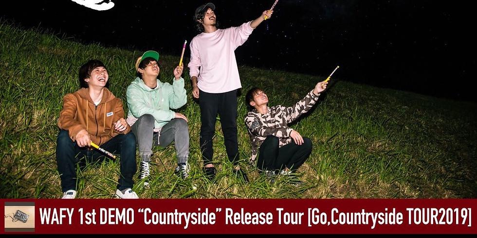Go, Countryside TOUR 2019