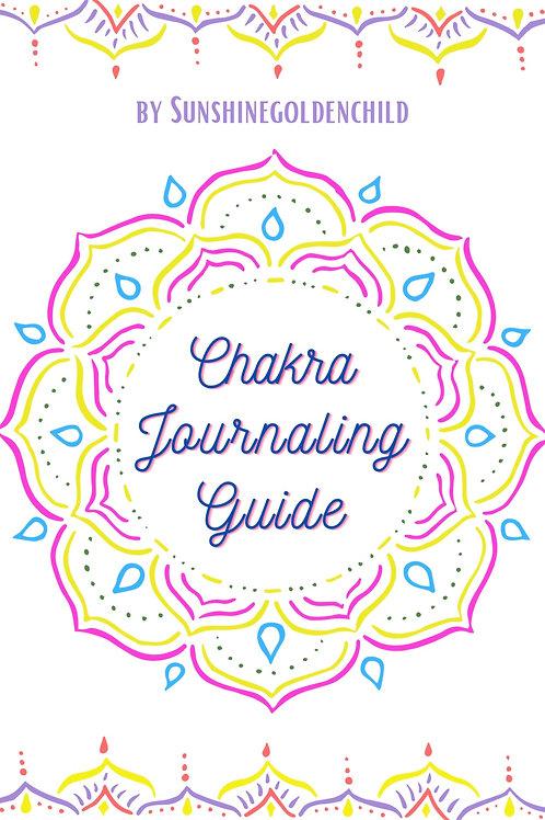 Chakra Journaling Guide