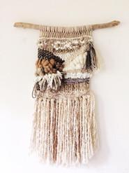 Handwoven by Emmie Tharrington