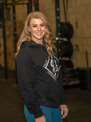 Athlete Inside Performance And Crossfit Coach Kat Laforet