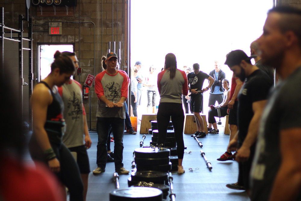 Local Calgary And Area Crossfit Competitions