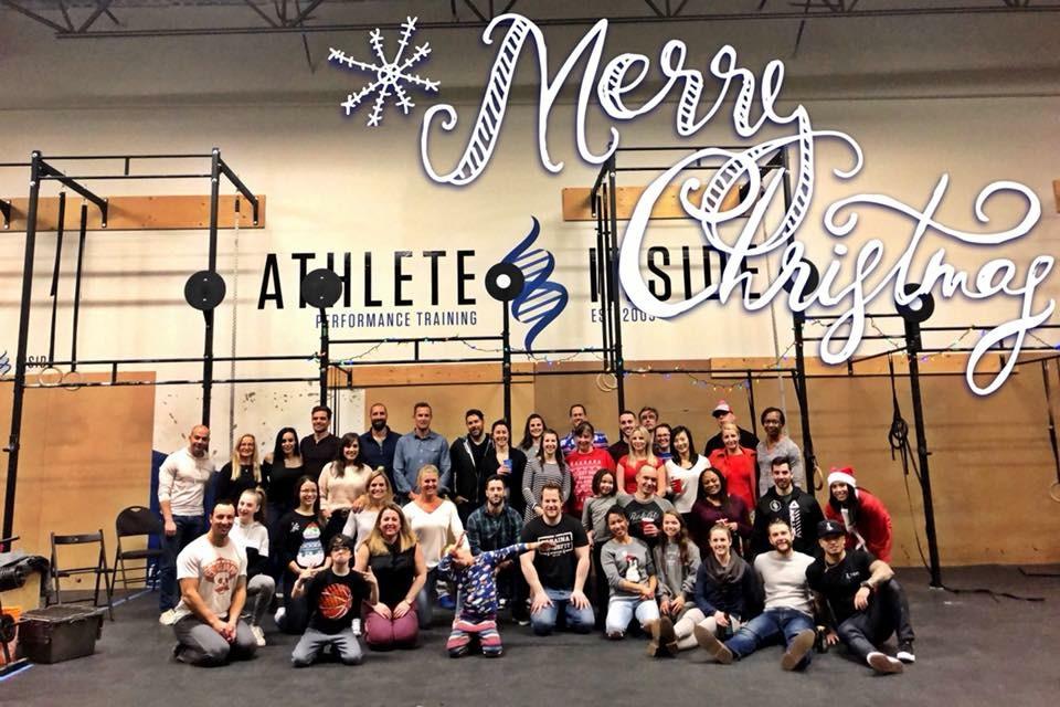 2017 AI Christmas Party