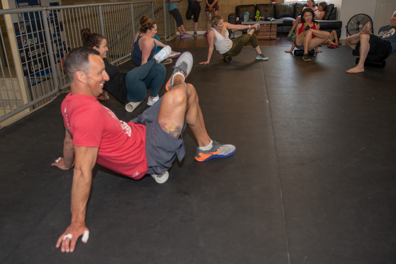 CrossFit Calgary Mobility and Wellness