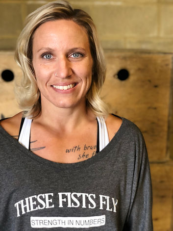 Athlete Inside Performance And Crossfit Coach Jolaine West