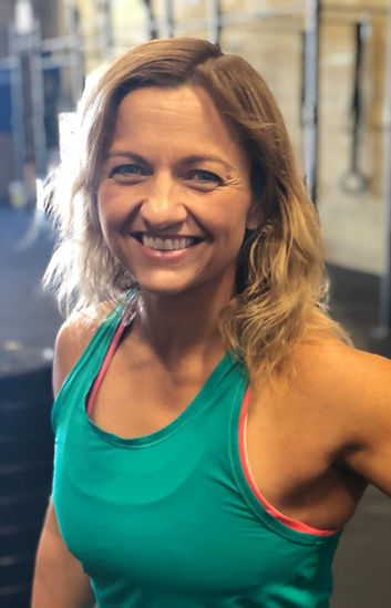 Athlete Inside Performance And Crossfit Coach Krista Pell