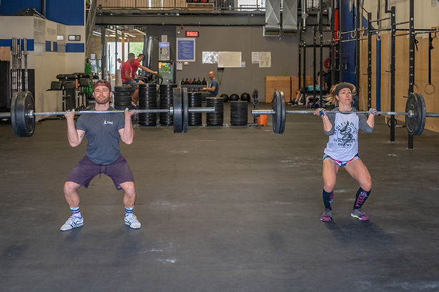 Crossfit Weightlifting Classes