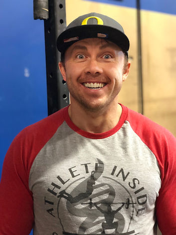 Athlete Inside Performance And Crossfit Coach Dave Mullback