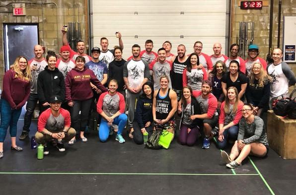 2018 AI Southside Brawl Volunteers