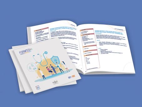 FORM'ED Nouveau catalogue 2021 - 2022