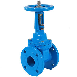 Cast-Iron-Industrial-OS-Y-Gate-Valve Pic
