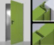 Πόρτες ειδικών εφαρμογών