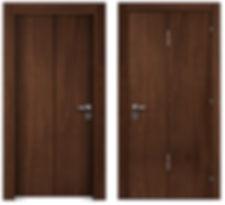 Σπαστή πόρτα απλή κατασκευή