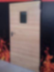 Door with Digital printing