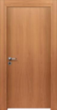 Πόρτα με επιφάνεια ξύλου οξυάς
