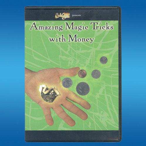 Magic Tricks with Money DVD