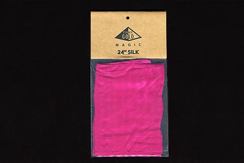 """24"""" Pink Silk"""