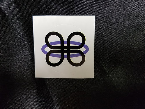 Hybrid Performance Arts Logo Sticker