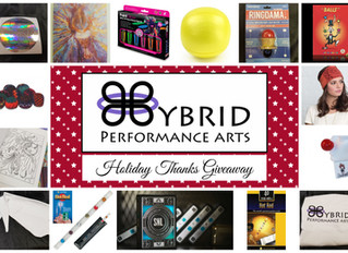 A Holiday Thanks Giveaway!