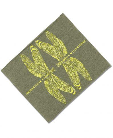 Dragonfly Dance Wide Headband