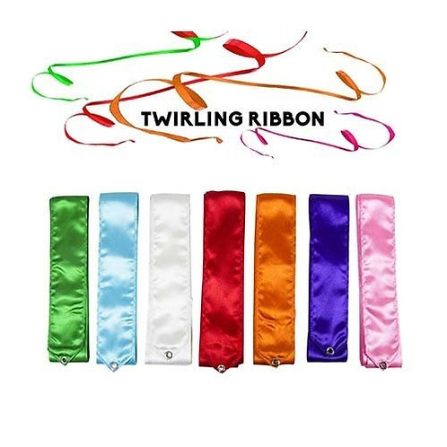 19 ft (6m)- Gymnastic Twirling Ribbon