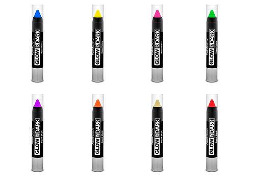 PaintGlow UV Face Paint Stick