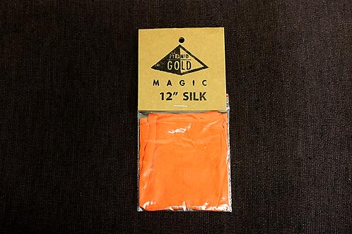 "12"" Orange Silk"