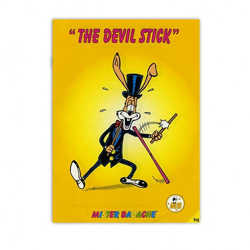Mr Babache Devil Stick Booklet