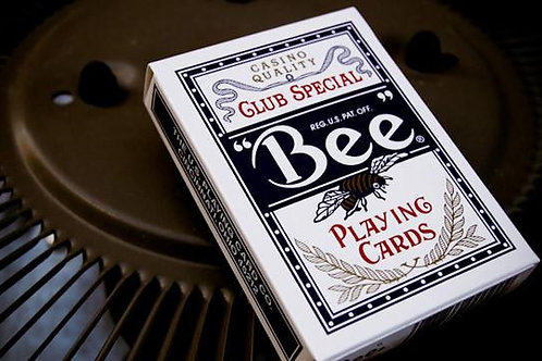 Blue Bee Playing Cards