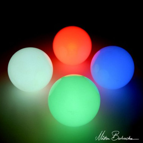 Mr Babache LED Juggling Balls- 100mm