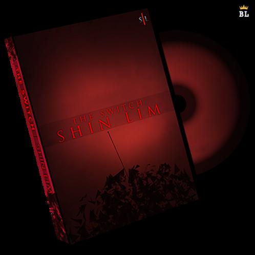 The Switch (DVD & Gimmicks)- Shin Lim