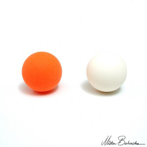 Mr Babache Peach Contact Juggling Ball Peach- 100mm