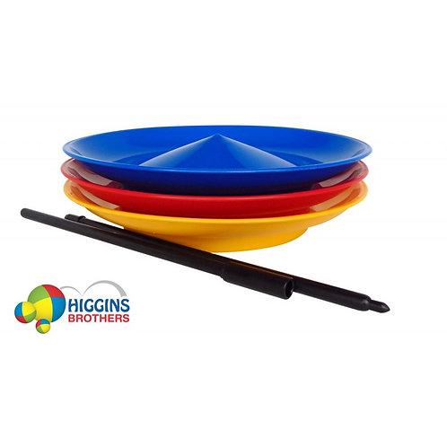 Spinning Plate Handstick