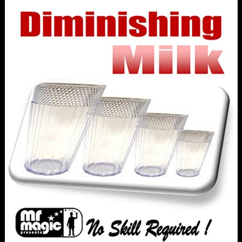 Diminishing Milk Glasses (multim in Parvo)- Mr.Magic