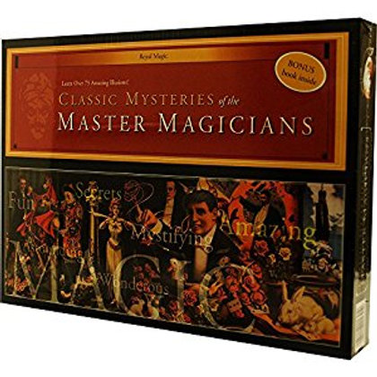 Classic Mysteries of the Master Magician's Set