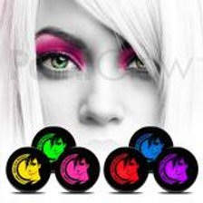 PaintGlow Neon UV Eye Shadow