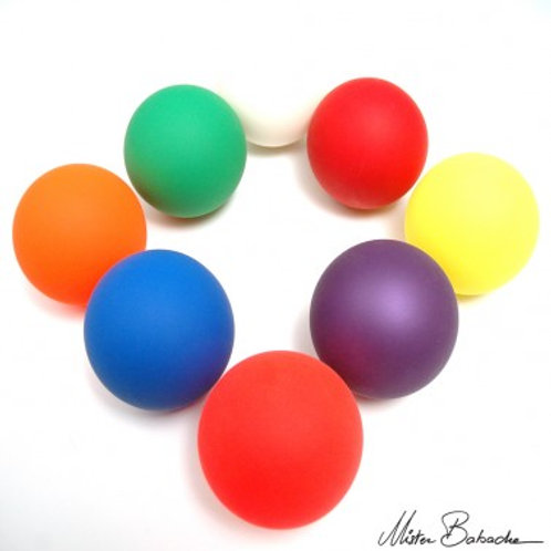 Mr Babache Peach Stage Juggling Balls- 100mm