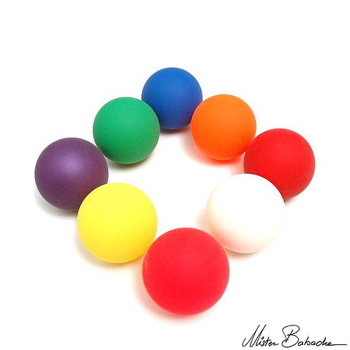 Mr Babache Peach Stage Balls- 80 mm