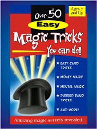 Easy Magic Tricks Booklet