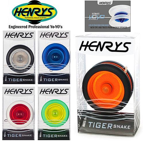 Henry's Tiger Snake Yo-yo