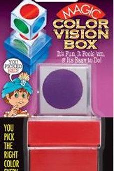 Color Vision Box