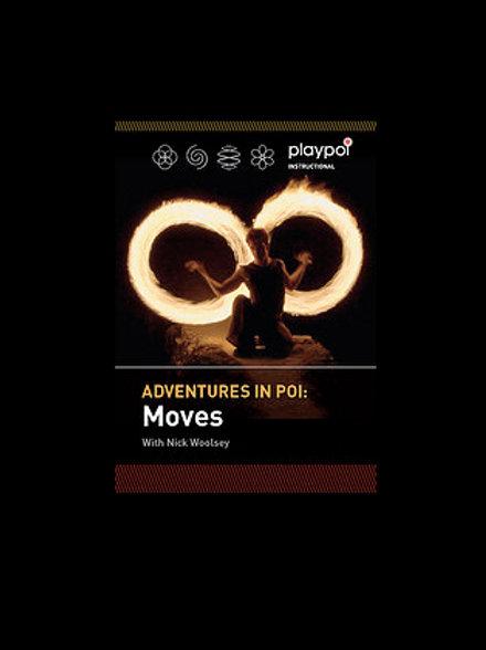 Adventures in Poi DVD