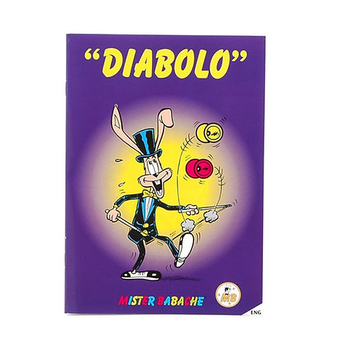 Mr Babache Diabolo Booklet