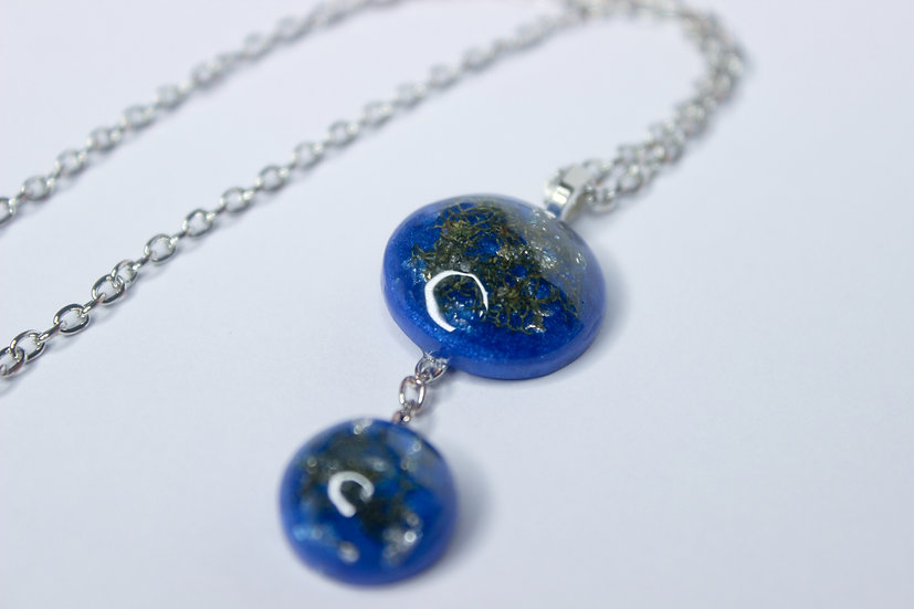 Two Worlds Necklace