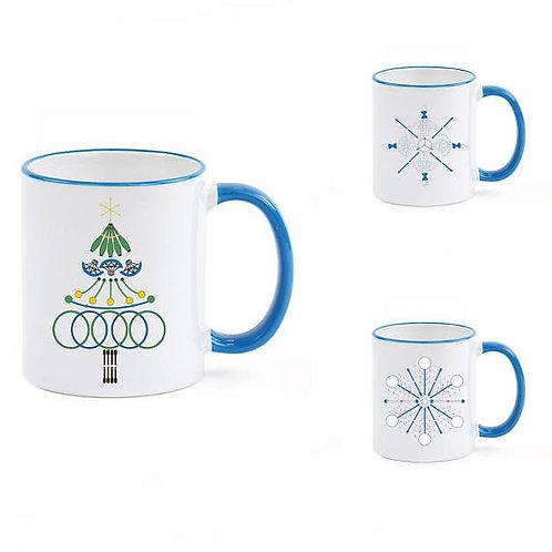 Holiday Prop Mandala Mug