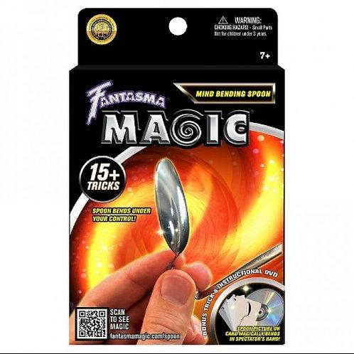 Mind Bending Spoon (with DVD)- Magick Balay and Fantasma Magic