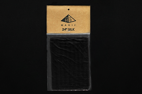 "24"" Black Silk"